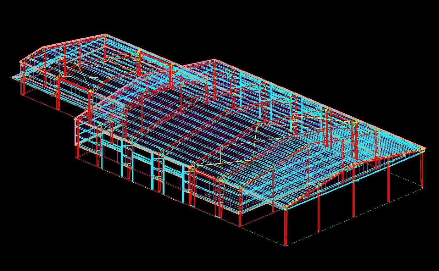 Building Construction - Pre-engineered Steel