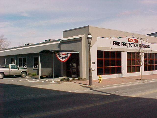 Eckert Fire Protection Systems Project