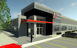 Michael Lichtenberg - Standex Building Project Front Entry